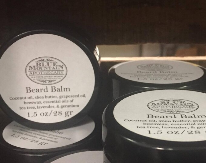 Beard Balm by Blue Mountain