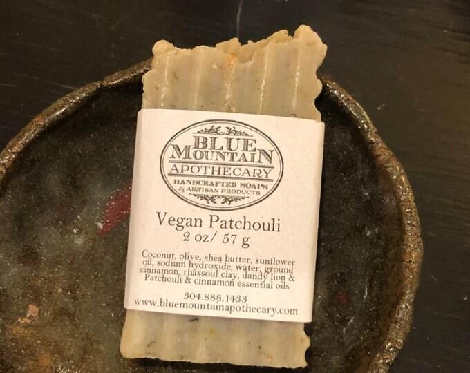 Cinnamon Patchouli Soap