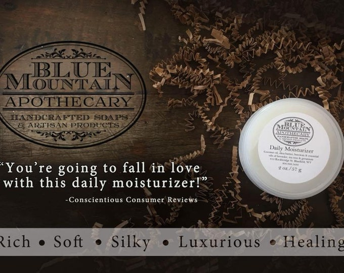 Daily Moisturizer by Blue Mountain
