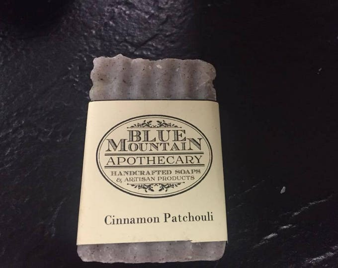 Cinnamon Patchouli Soap