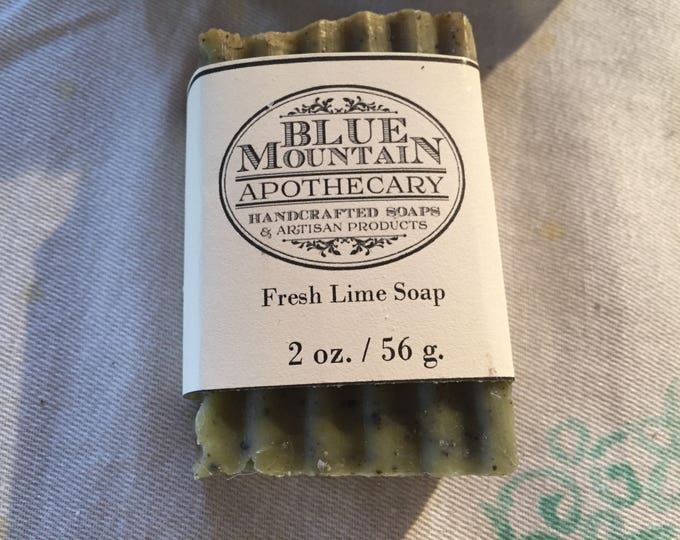 Fresh Lime Soap