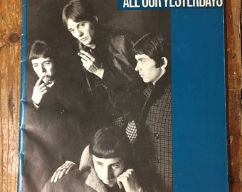 c372e3c2ef60 Small Faces - All Our Yesterdays -Paul Weller Mod Indie LTD Riot Stories  1982