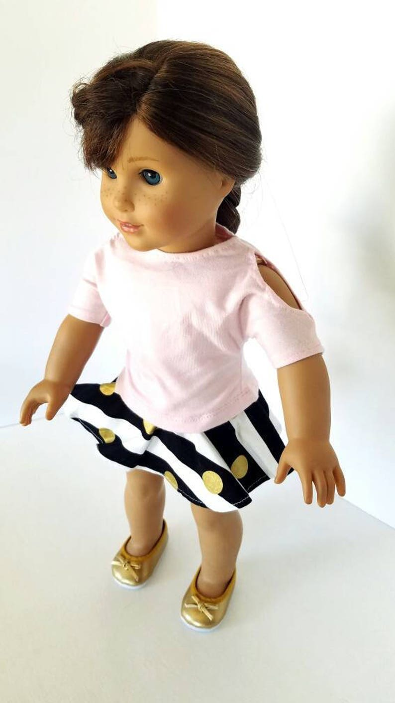Baby Coat Doll Clothes Doll Clothes For 18 Inch Doll BLUS