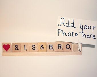 Big Sis Little Sis, Big Bro Little Bro, Sisters, Best Friends, Sister Photo, Bro Photo, Best Friends Photo, Sis Gift, Bro Gift, Nana, Photo