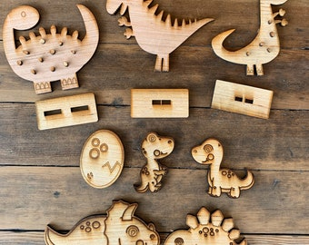 DIY Kids Crafting Kit, Kids Craft, DIY Boys, Dinosaur Craft Kit, Dino Toys , Homeschool Craft Project