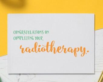 Cancer treatment card cancer card immunotherapy card etsy cancer card radiotherapy card cancer treatment card recovery card card for illness get well soon encouragement card breast cancer card colourmoves