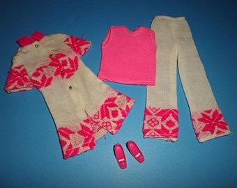 Vintage Barbie Fun Flakes #3412