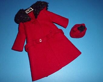 Vintage Barbie It's Cold Outside #819