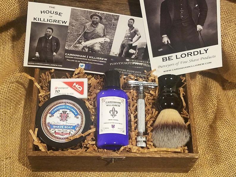 Groomsmen Gift Groomsmen Box Groomsmen Gifts Personalized Groomsmen Shave Kit Custom Gift Box Gift Box For Groomsmen Groomsman Gift