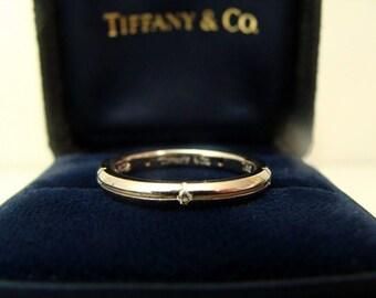 750 tiffany ring Etsy