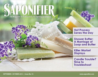 Saponifier: Sept/Oct 2015
