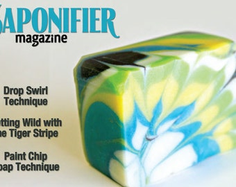 Saponifier: July/Aug 2013
