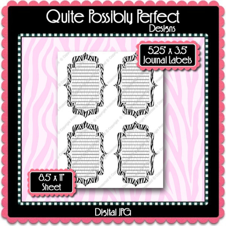Zebra 4x6 Label Template Word