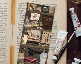 artist bookmark