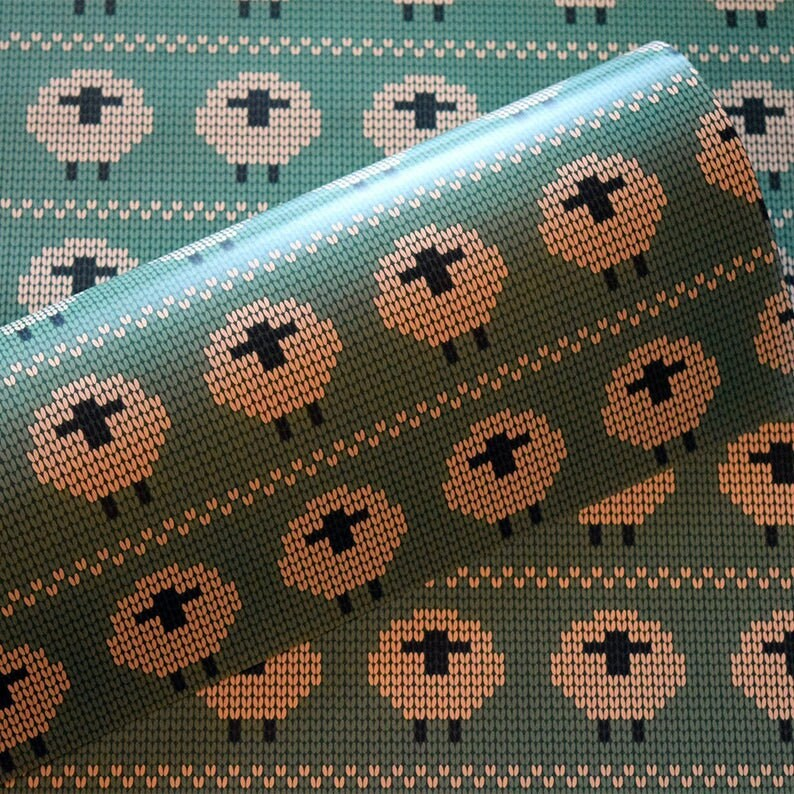 Any 2 Sheets of Gift Wrap