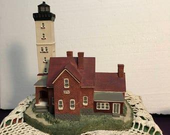 Lighthouse Presque Isle PA  Scaasis Original