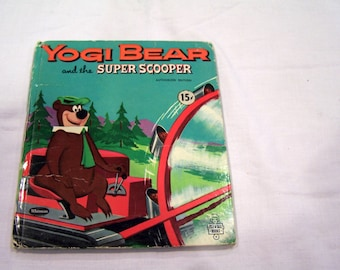Yogi Bear and the Super Scooper, c. 1961