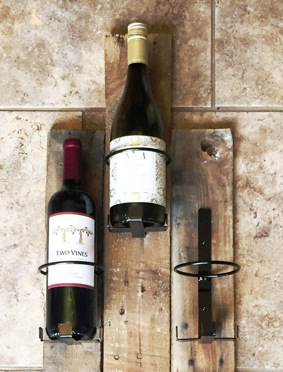 Steel Wine Bottle Holder Vertical Bottle Holder Diy Wine Rack