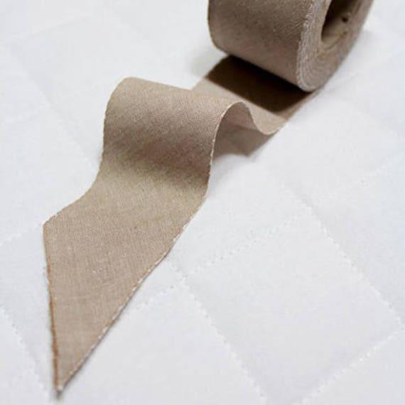 Bias Tape binding Pre Dyeing Cotton trim 4cm Solid Bias Cut Denim Blue