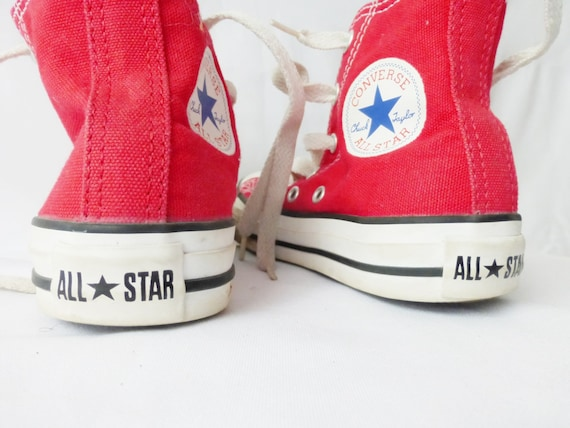 Details about NEW CONVERSE All Star Chuck Taylor Classic Hi Top BlackWhite Canvas Sneaker