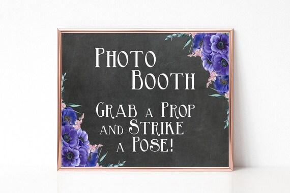 Fotostand Schild, Fotokabine Hochzeit, Hochzeitsschild, Boho Hochzeit, Digital, Rustikale Hochzeit, Dekoration, Sofort-Download