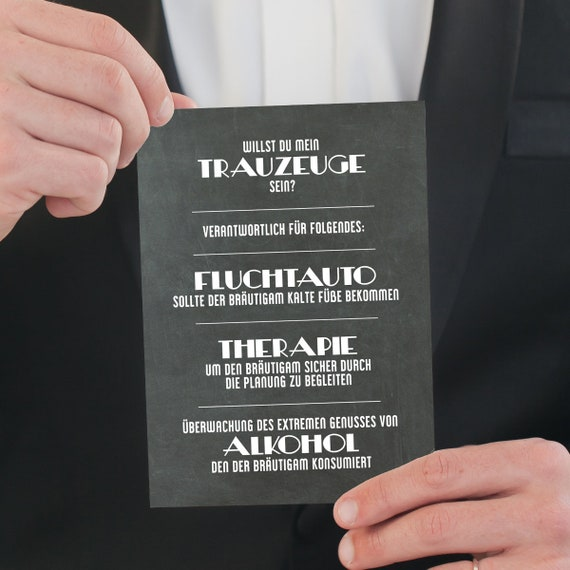Trauzeuge Karte, Druckbare Trauzeuge Karte, Trauzeuge Vorschlag, Willst du sein, Tafel Hochzeitskarte, Einladung Hochzeit