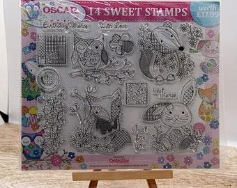 Destash, stamps, stamping supply, card making supplies