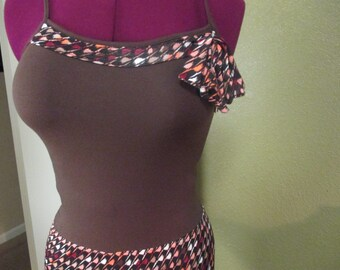 Stylish Summer dress, Sundress, Women, Ladies, Comfortable, Sophisticated, Size (M) 7-9  by Mvious Da'Zigns