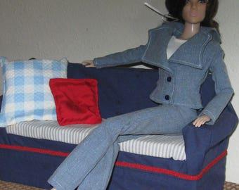 "Pantsuit for 16"" Tonner type dolls"