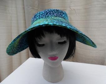 2a84cbb36 Wide brim hat women | Etsy