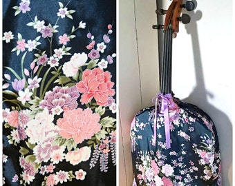 CELLO Cape with flowers