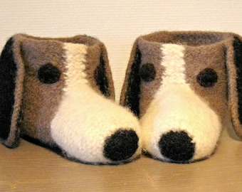 Beagles slippers socks shoes