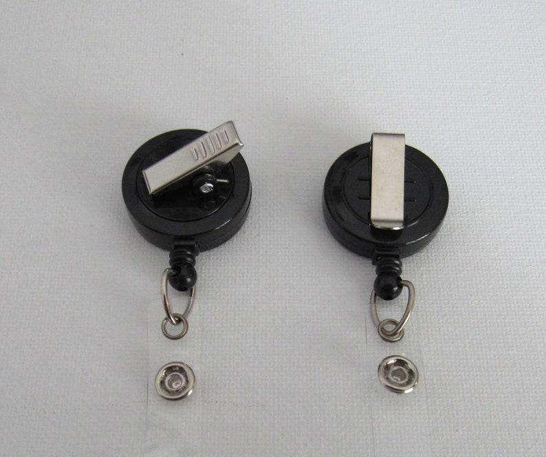 Jack O/'Lantern Badge reels for Work or School