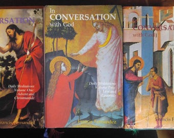 In Conversation With God Volumes 1-5 and 7