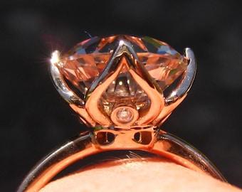 Custom Design: Tulip Ring