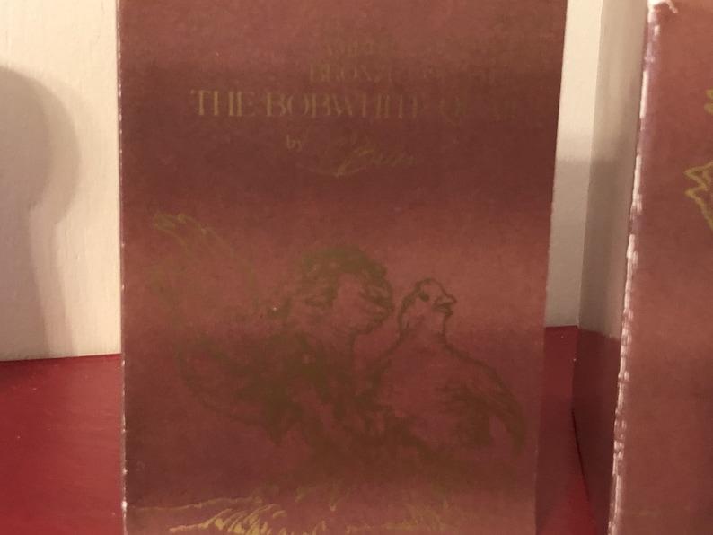 1986- New in Box FREE SHIPPING The Bobwhite Quail Avon American Wildlife Bronze Collection