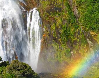Lady Bowen Falls, New Zealand
