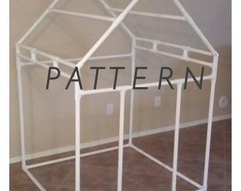 Playhouse Frame Pattern