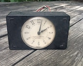 Automatic Starters Inc. Chicago Bakelite Timer