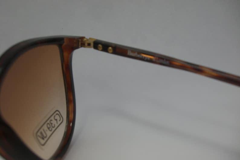 7db284ee19 Vintage 1970s Burberrys of London Cat-eye Sunglasses Tortoise