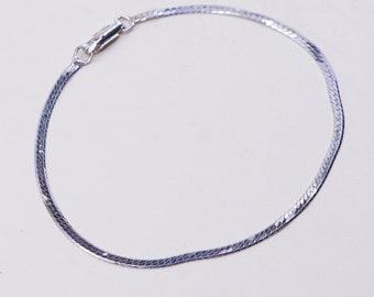 Bracelet italy 925   Etsy