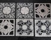 Hellraiser Lament Configuration Stainless Steel panels. Puzzle box Pinhead