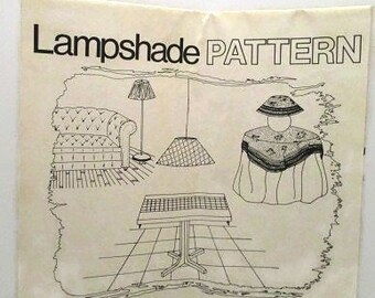 Wire lampshade frame etsy international printworks foldout pattern to make a frame wire lampshades two sizes uncut keyboard keysfo Images