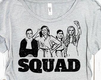 Feminist Girl Squad Shirt