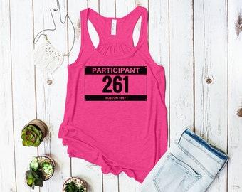 Runner 261 - Tribute to Kathrine Switzer, first woman to run the Boston Marathon