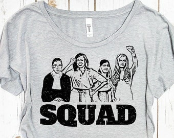 Feminist Girl Squad Shirt