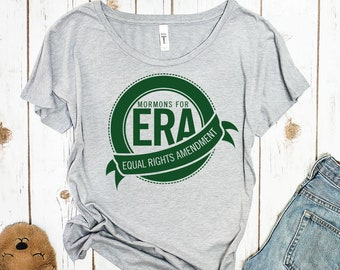 Mormons for the ERA Women's Shirt
