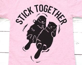 Otter Kids' Shirt