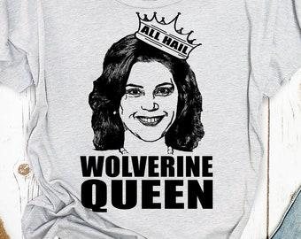 Wolverine Queen Tshirt