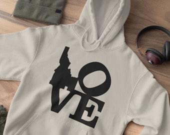 Idaho Hoodies and Sweatshirts, HALF OFF!